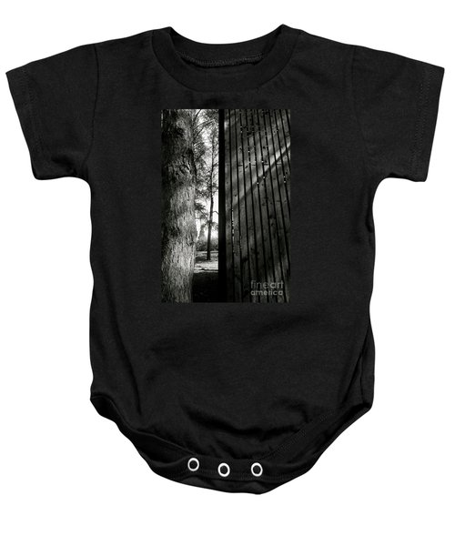In This Space #1 Baby Onesie