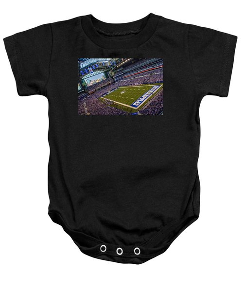 Indianapolis And The Colts Baby Onesie