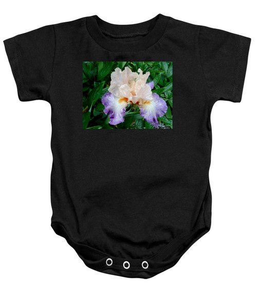 Irresistible Iris Baby Onesie