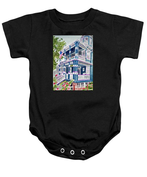Jackson Street Inn Of Cape May Baby Onesie