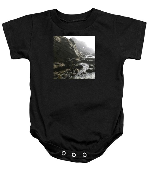 Jesus Christ- He Comforts Us In All Our Troubles Baby Onesie
