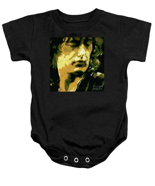 Jimmy Page. Magic Riffs Baby Onesie