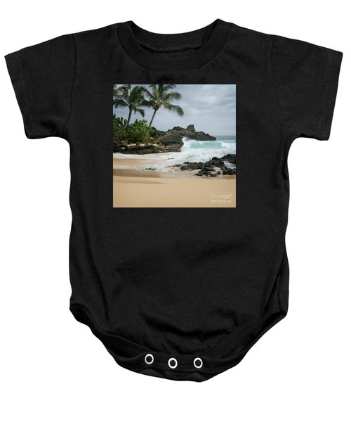 Journey Of Discovery  Baby Onesie