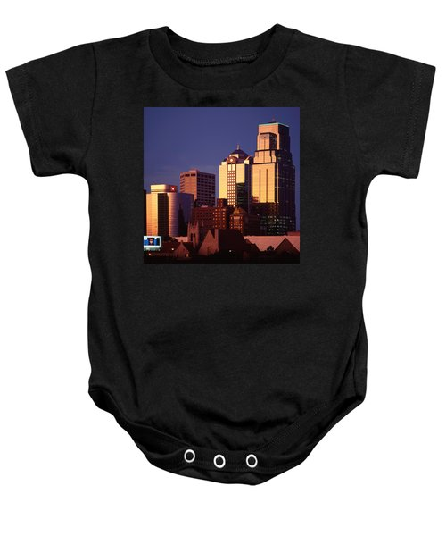 Kansas City Baby Onesie