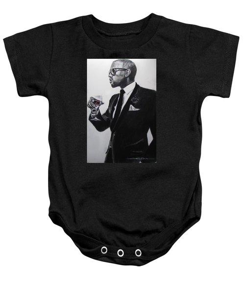 Kanye West - Maga Hat Baby Onesie