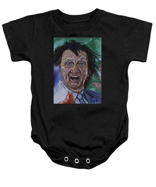 Ken Dodd Baby Onesie