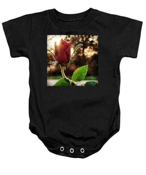 Kiss Of The Ross Baby Onesie