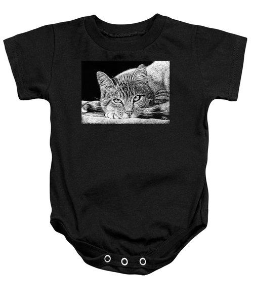 Kitty Baby Onesie