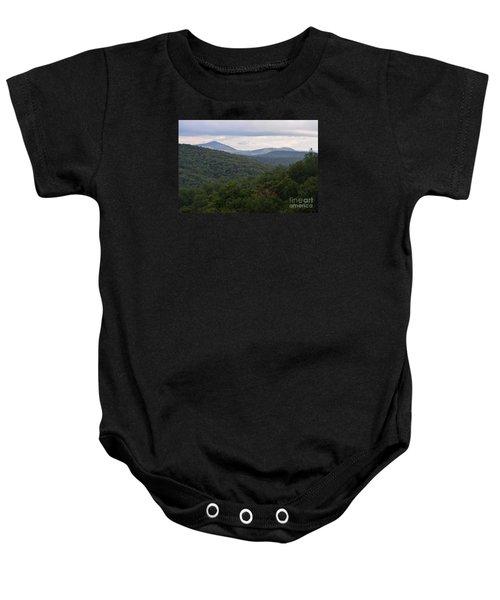 Laurel Fork Overlook II Baby Onesie