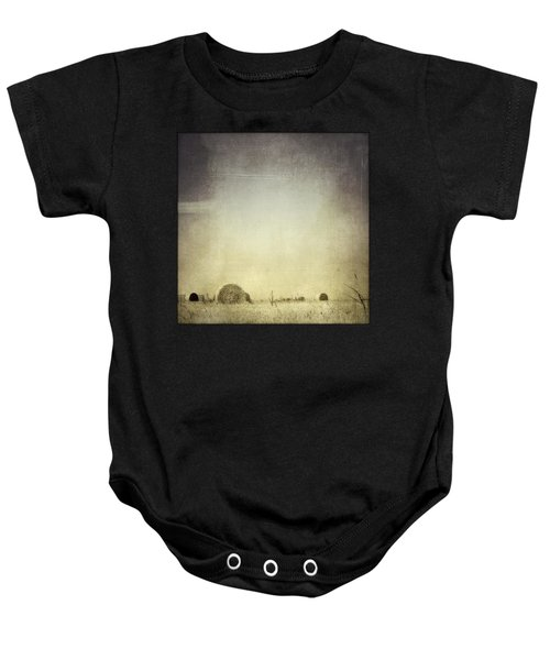Let The Rain Come Down Baby Onesie