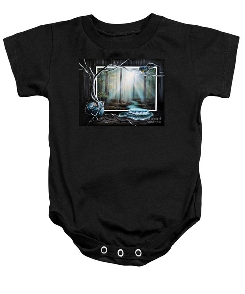 Lights Baby Onesie