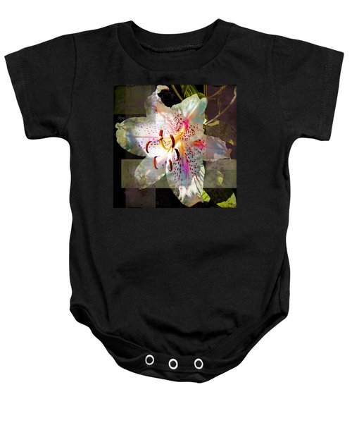 Lily From Whitefish Point Michigan Baby Onesie