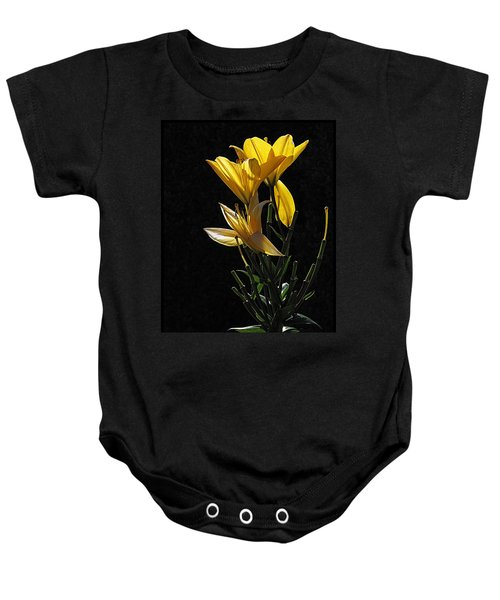 Lily Light Baby Onesie