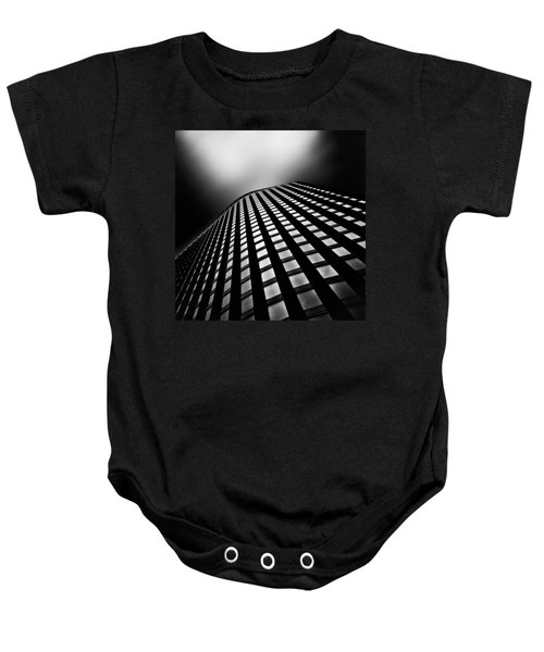 Lines Of Learning Baby Onesie