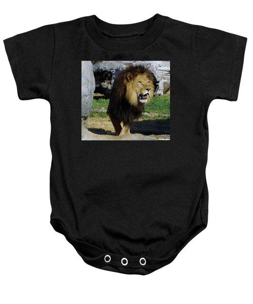 Lion 2 Baby Onesie