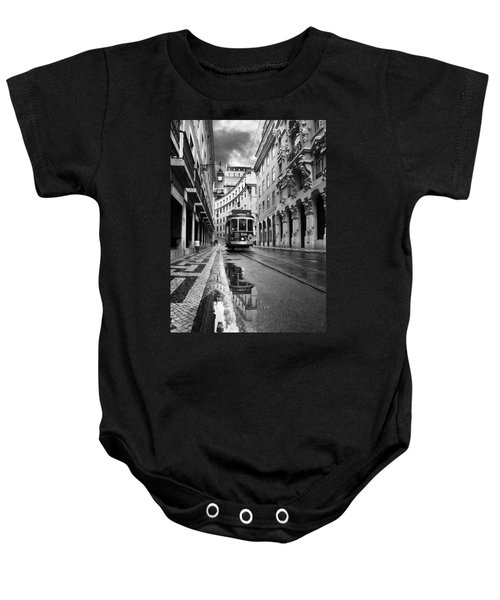 Lisbon Baby Onesie
