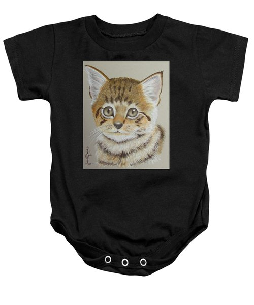 Little Kitty Baby Onesie