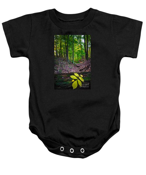 Little Valley Baby Onesie