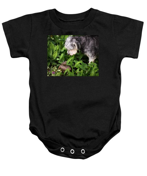 Love At First Sight Baby Onesie