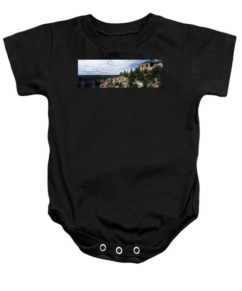 Low Angle View Of A Building, Grand Baby Onesie