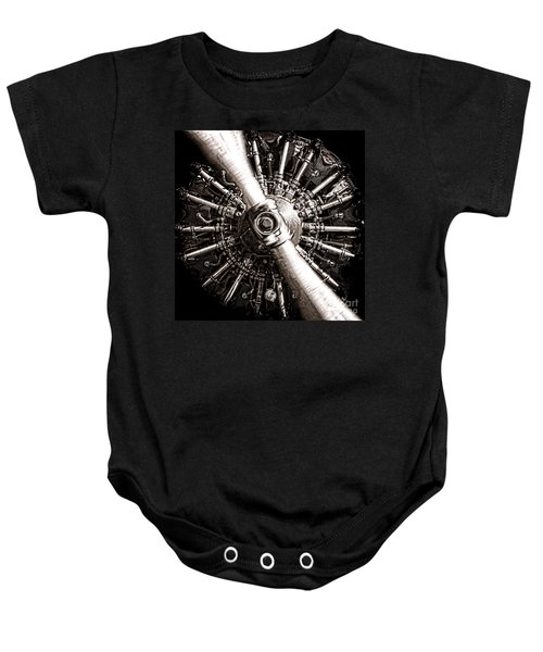 Lycoming  Baby Onesie