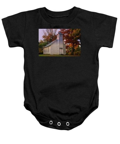 Macedonia Missionary Baptist Church Baby Onesie