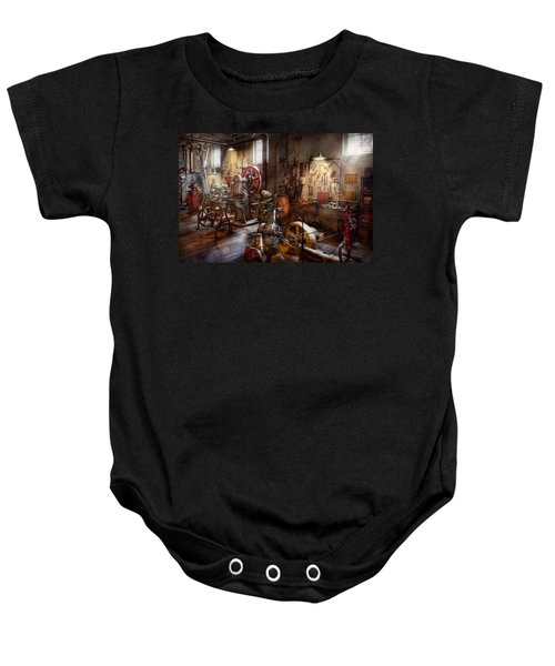 Machinist - A Room Full Of Memories  Baby Onesie