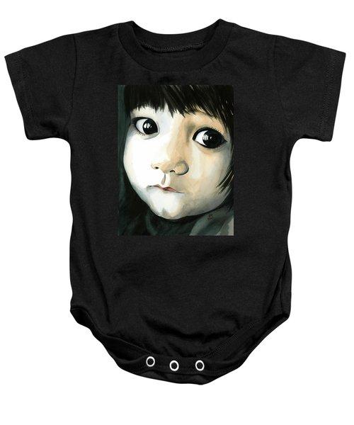 Madi's Eyes Baby Onesie