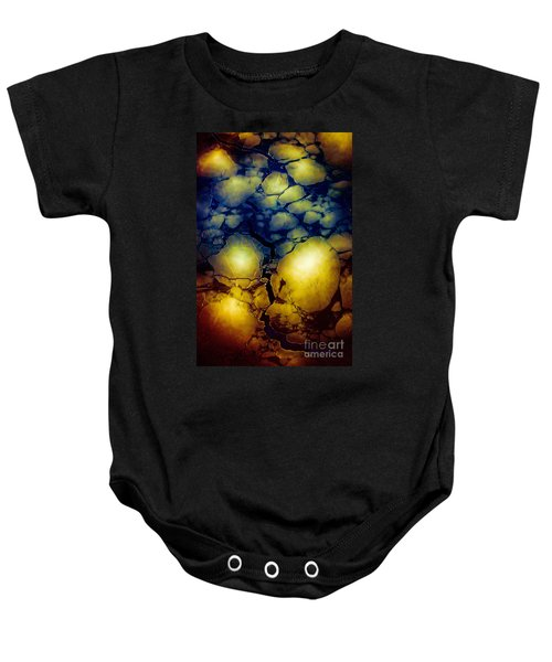 Magical Yellow 5 Baby Onesie