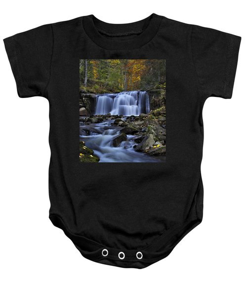 Magnificent Waterfall Baby Onesie