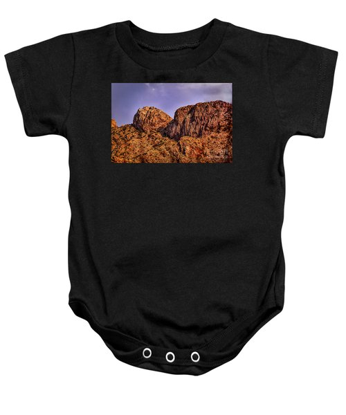 Baby Onesie featuring the photograph Majestic 15 by Mark Myhaver