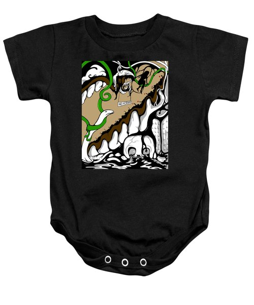 March On Baby Onesie