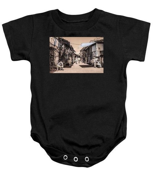 Marrakech Souk Baby Onesie