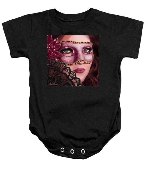 Masked II Baby Onesie