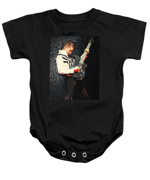 Matthew Bellamy Baby Onesie