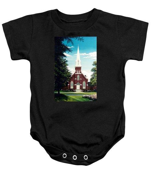 Methodist Church Baby Onesie