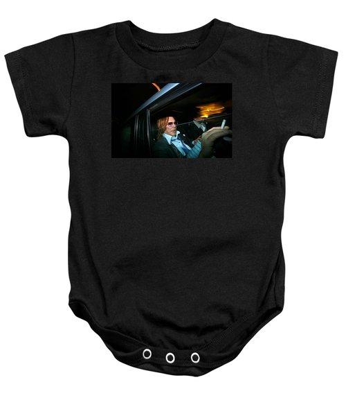 Mickey Rourke  Baby Onesie
