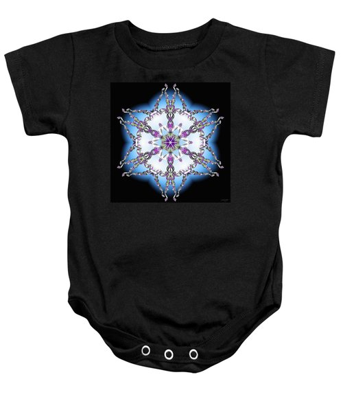 Midnight Galaxy IIi Baby Onesie