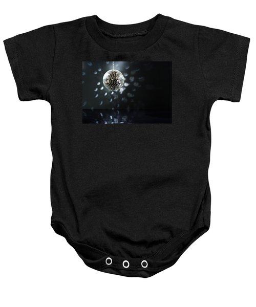 Mirrorball Baby Onesie
