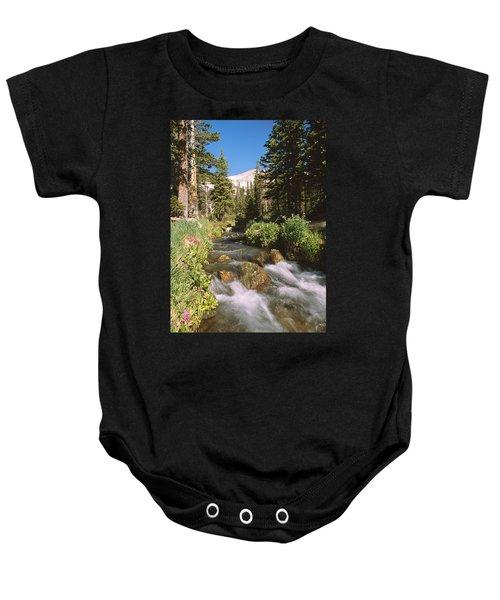 Mitchell Creek Baby Onesie