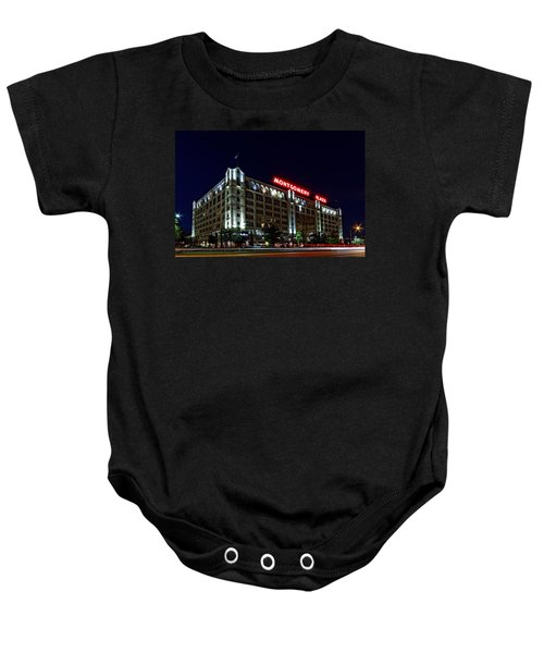 Montgomery Plaza Fort Worth Baby Onesie