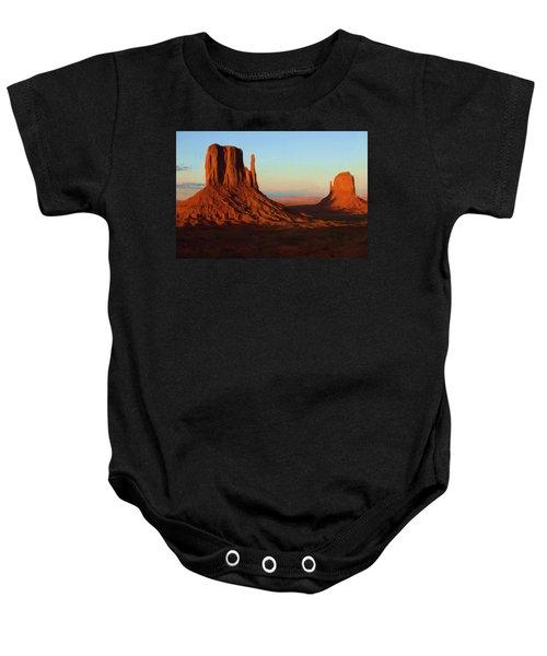Monument Valley 2 Baby Onesie