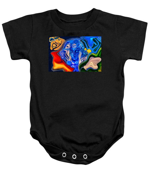 Mother Earth Baby Onesie