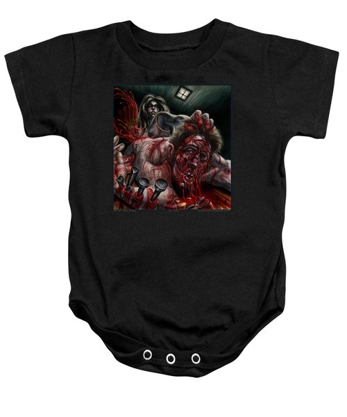 My Turn Baby Onesie