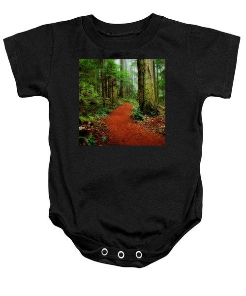 Mystical Trail Baby Onesie
