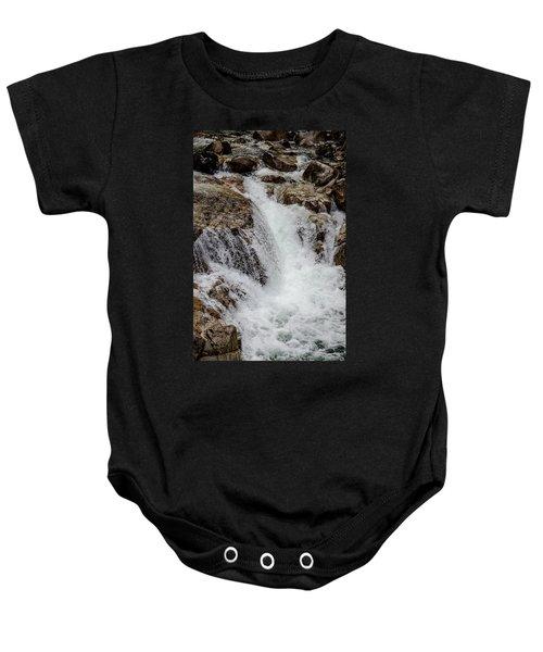 Naturally Pure Waterfall Baby Onesie