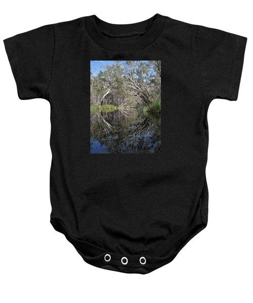 Natures Portal Baby Onesie