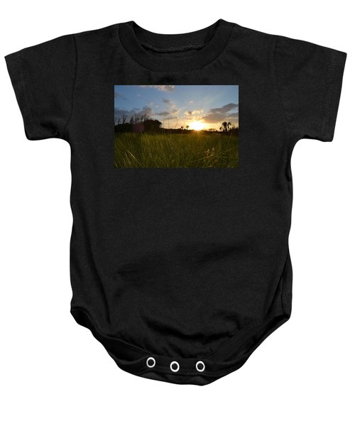 New Paths Baby Onesie