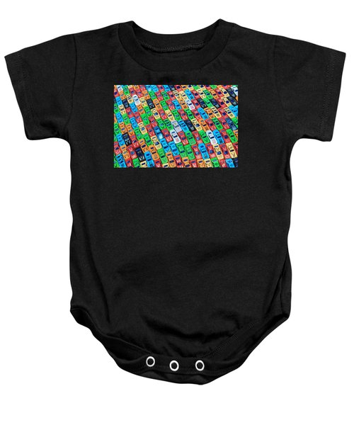 Nose To Tail Baby Onesie