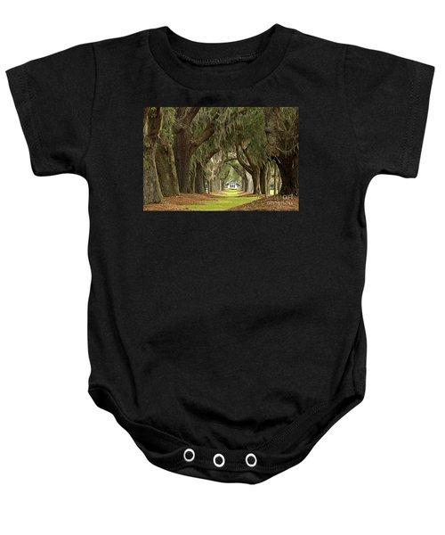 Oaks Of The Golden Isles Baby Onesie